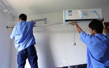 三亚志高空调售后2021年6月6日客户维修服务案例